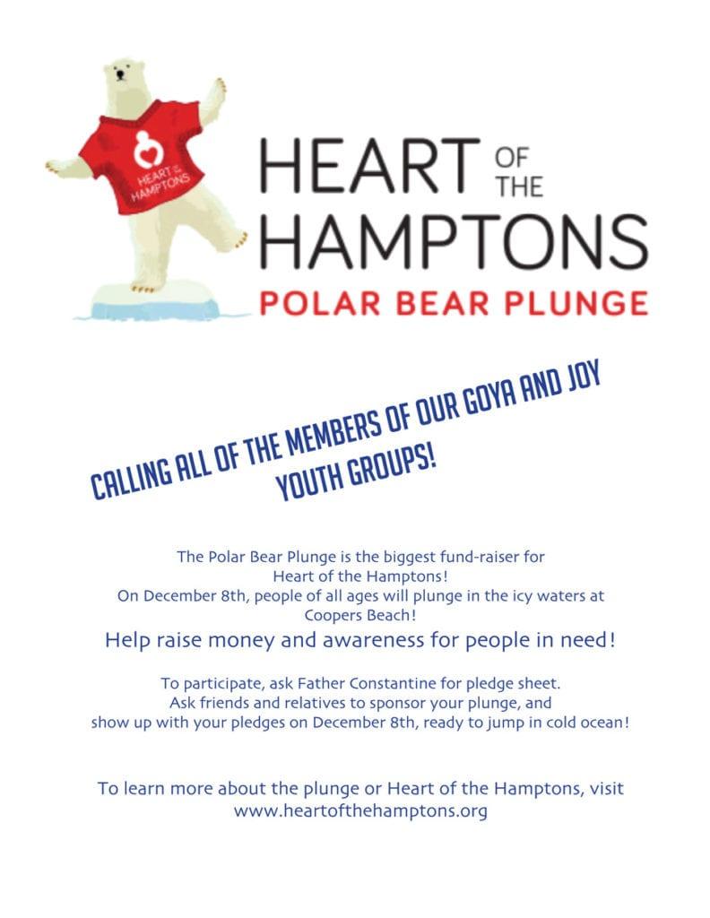 2018 Polar Bear Plunge